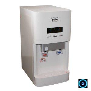 KRAUSEN 75 WHITE STAR asztali RO víztisztító és forró-hideg vízadagoló