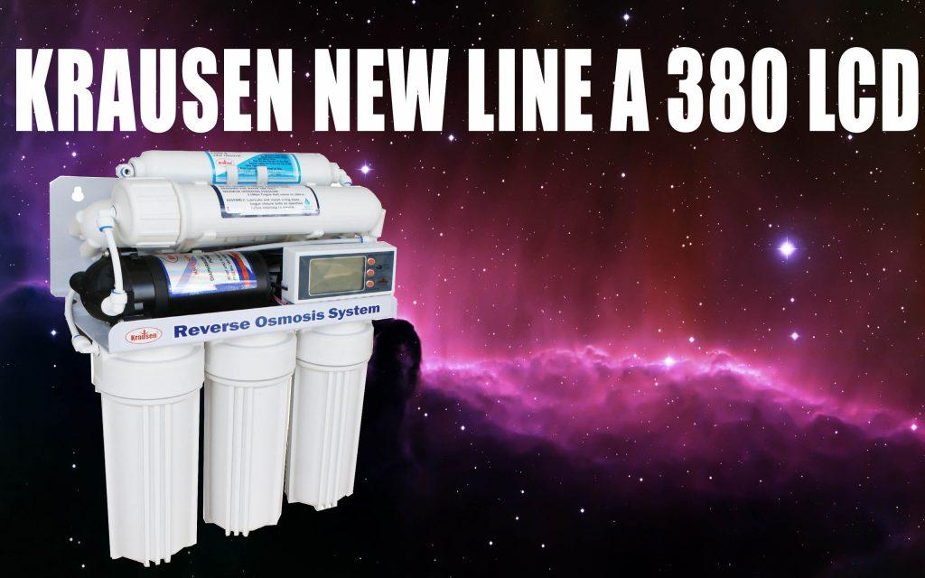 Krausen NEW LINE 380 A LCD