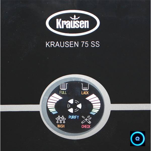 LCD kijelző Krausen 75SS