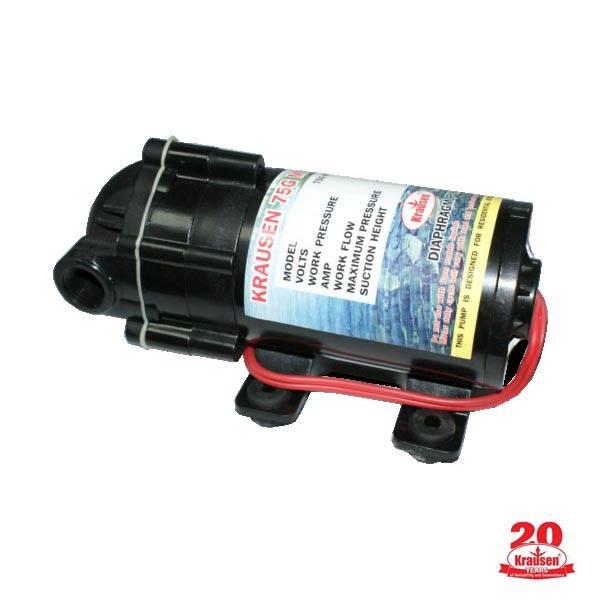 Nyomásfokozó pumpa 75 GPD Mini