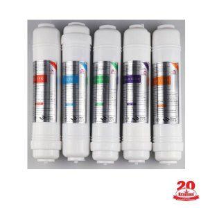 Ultraszűrő szűrőbetét garnitúra Compact 5 ultraszűrőhöz